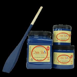 Dixie Belle Chalk Paint – Bunker Hill Blue