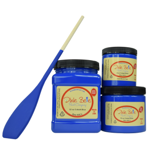 Dixie Belle Chalk Paint – Cobalt Blue