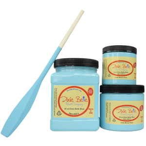 Dixie Belle Chalk Paint – Dixie Bell Blue