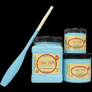 Dixie Belle Chalk Paint – Dixie Bell Blue