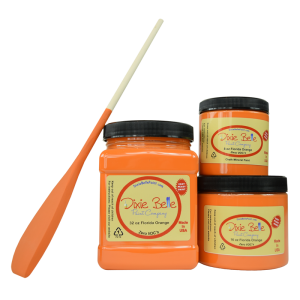 Dixie Belle Chalk Paint – Florida Orange