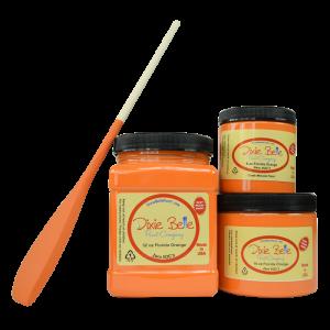Dixie Belle Chalk Paint – Florida Orange