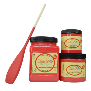 Dixie Belle Chalk Paint – Honkey Tonk Red