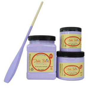 Dixie Belle Chalk Paint – Lucky Lavander