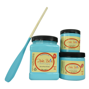 Dixie Belle Chalk Paint – Pure Ocean