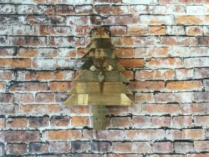 Christmas tree (Whiskey Barrel Oak)