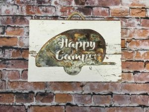 Happy camper
