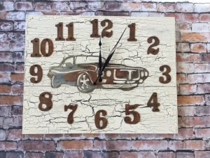 Mopar Car clock