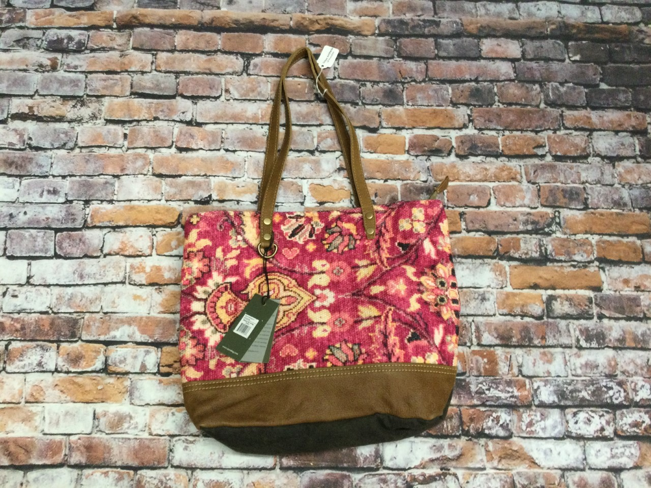 Blossomy Pink Tote Bag