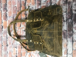 Ladies First Love Leather Bag