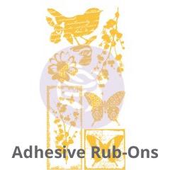 Adhesive Rub-Ons