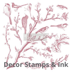 Decor Stamps & Ink