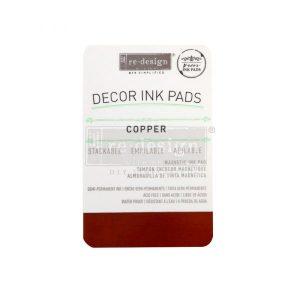 Copper Decor Ink Pad