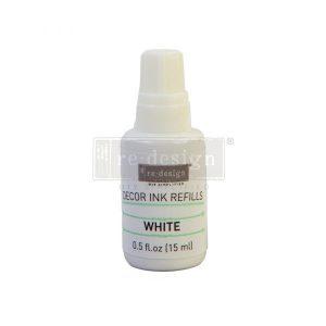 White Decor Ink Refill