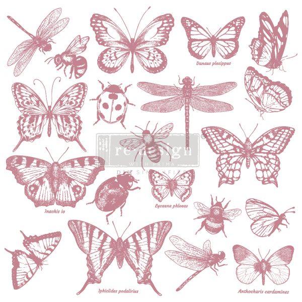 Prima Decor Stamp Monarch Collection